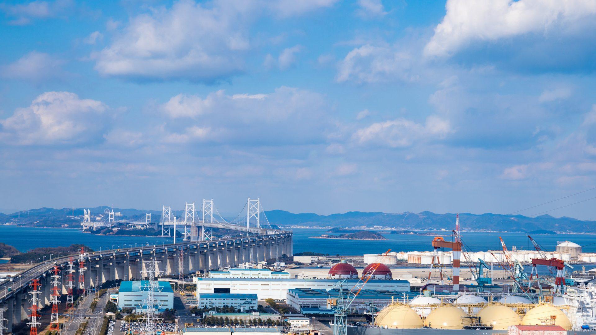 香川で産業ガス・医療ガスを販売供給する株式会社カワムラ